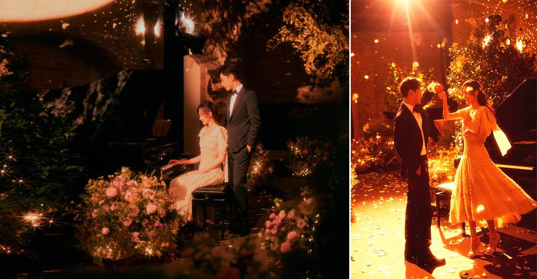 đám cưới đường yên la tấn 9
