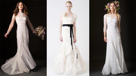 Những chất liệu phổ biến dành cho váy cưới cô dâu cần biết