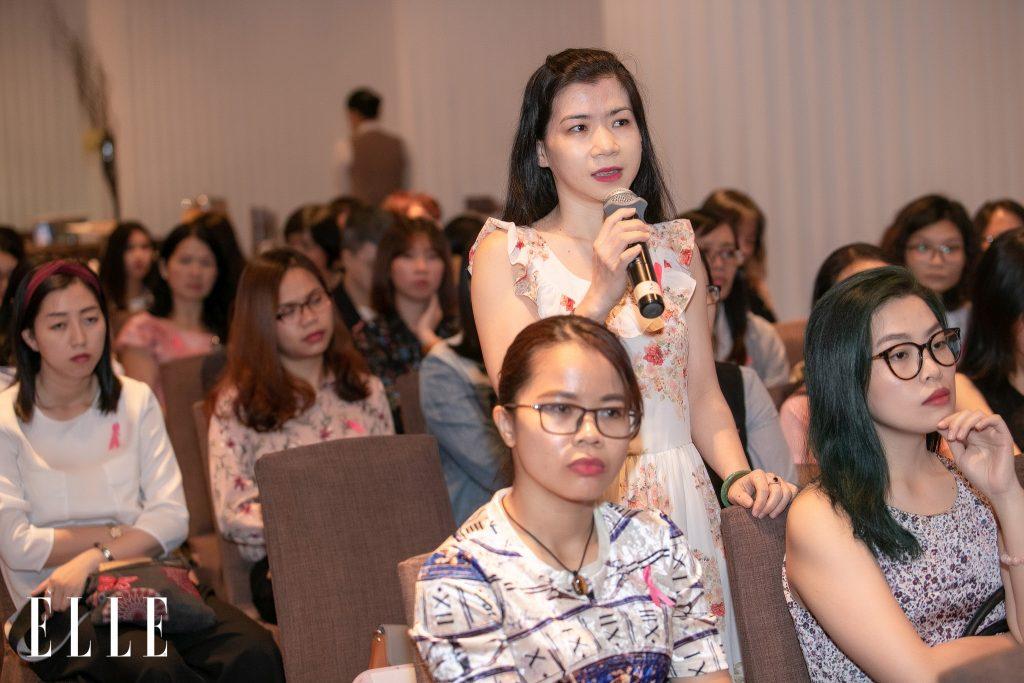 elle women in society tháng 10 ung thư vú 14