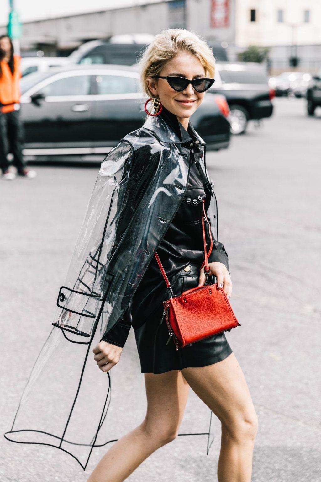 xu hướng thời trang nhựa 16