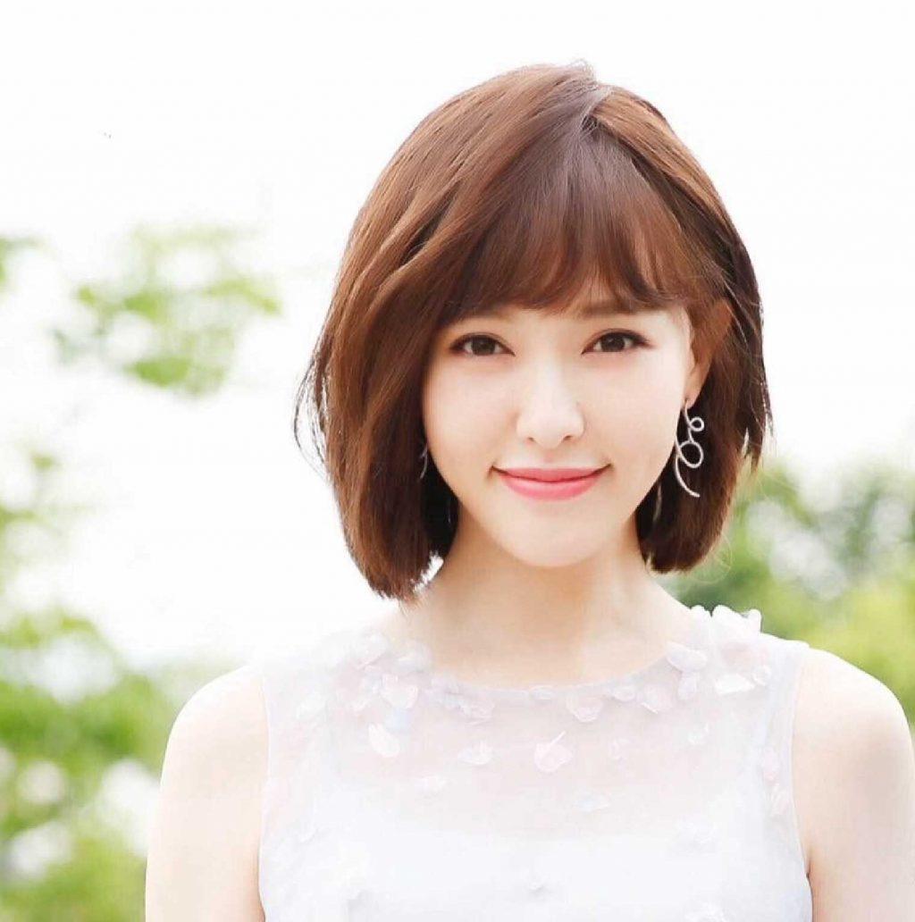 kiểu tóc đẹp của Đường Yên 8