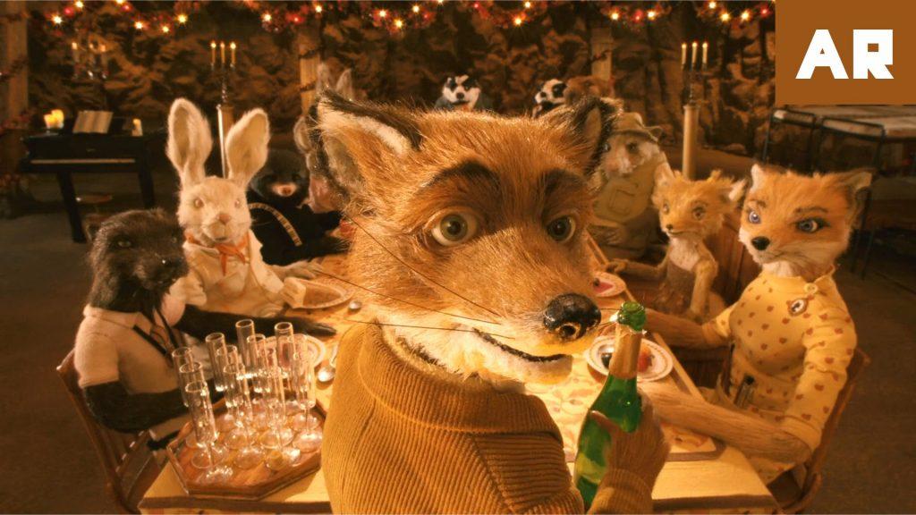 Fantastic Mr. Fox review phim 2