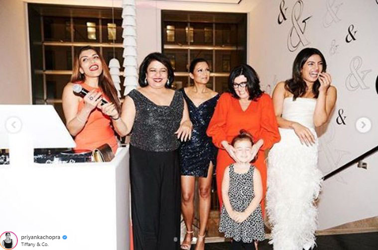 hoa hậu thế giới priyanka chopra bridal shower party 5