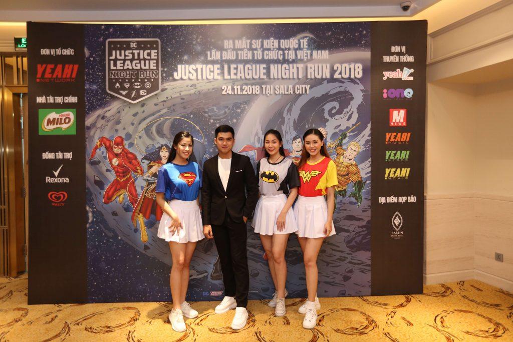 Justice League Night Run 2018 3