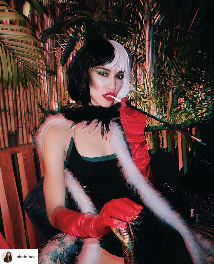 elle việt nam trang phục halloween 10