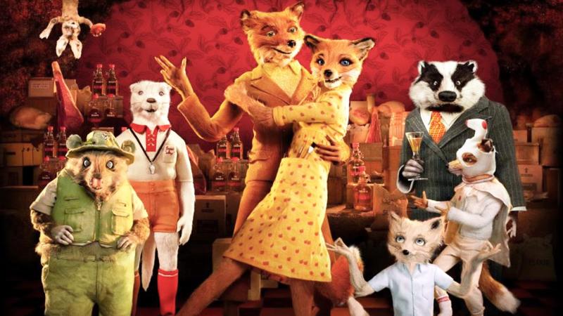 Fantastic Mr. Fox review phim ft1