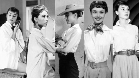 Những khoảnh khắc kinh điển của áo sơmi trắng ở Hollywood