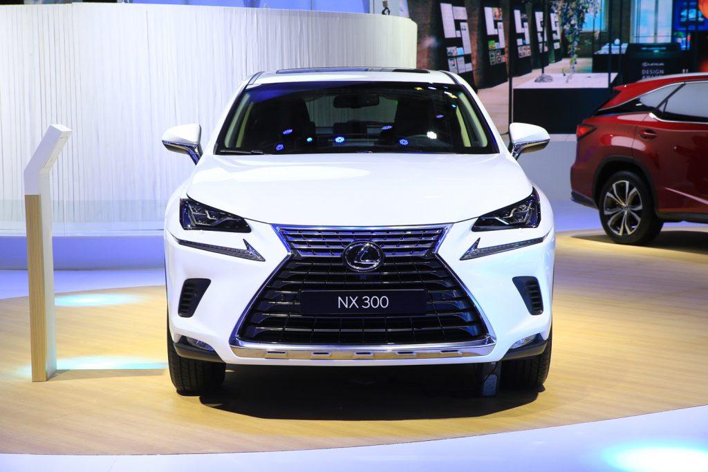 Lexus Hybrid tại Triển lãm Ô tô Việt Nam 2018 9