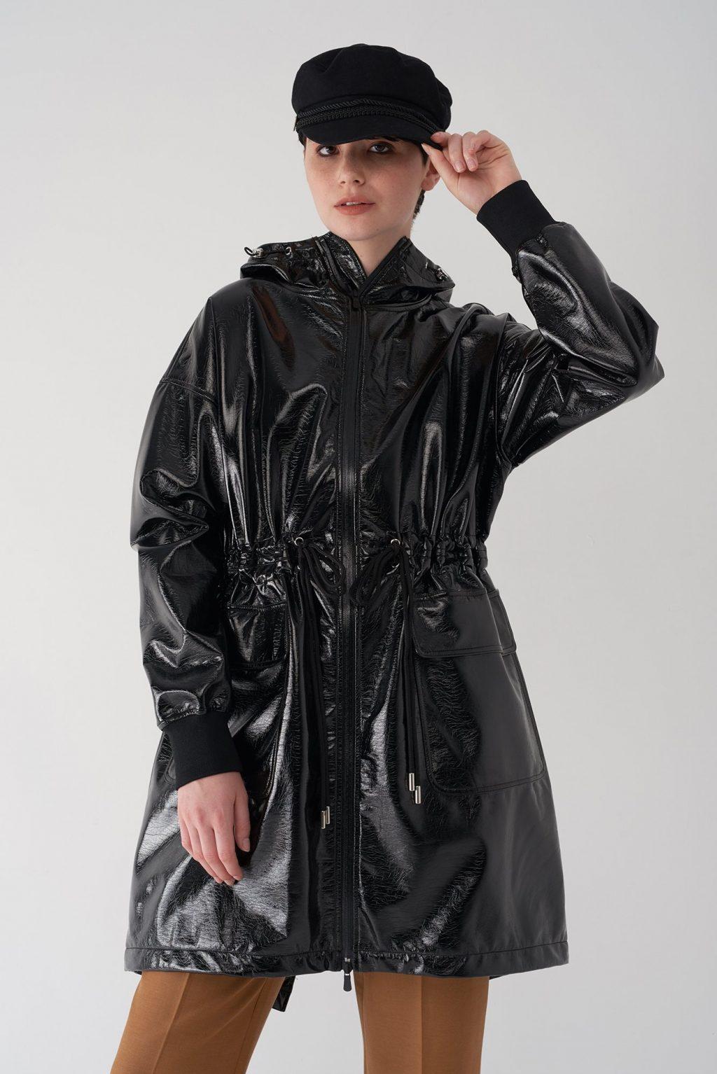 đồ da bóng áo khoác