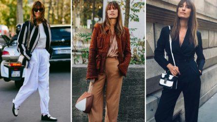 Bí quyết phối đồ và tạo phong cách từ biểu tượng thời trang Pháp, Caroline de Maigret