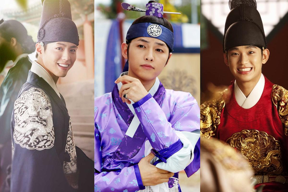 Phim cổ trang Hàn Quốc 5