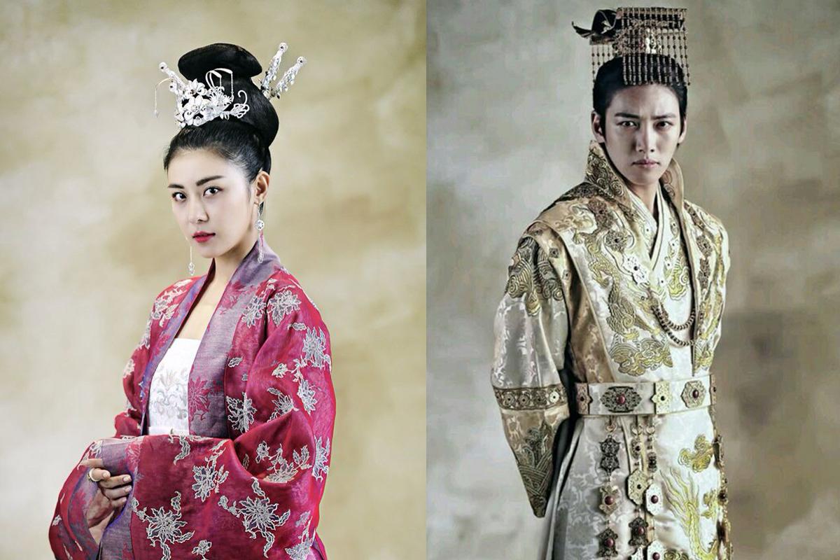 Phim cổ trang Hàn Quốc 7