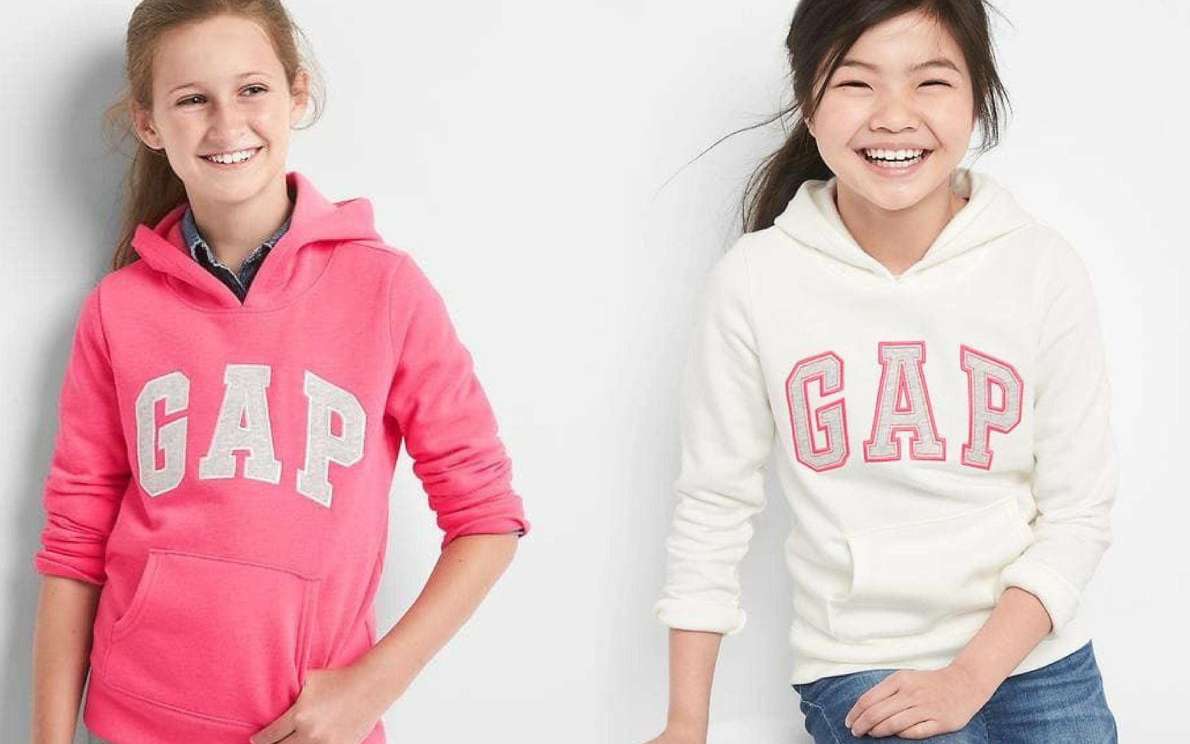 thương hiệu GAP giảm giá 30% tuần lễ GAP Hoodie 3