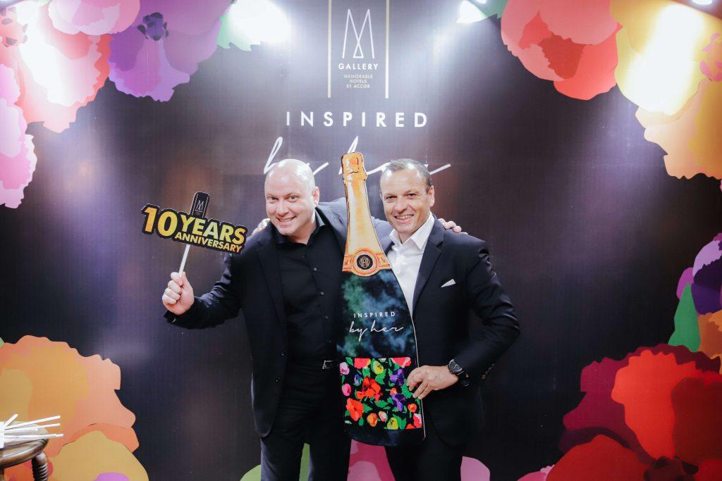 ra mắt chương trình Inspired by Her của thương hiệu MGallery 14