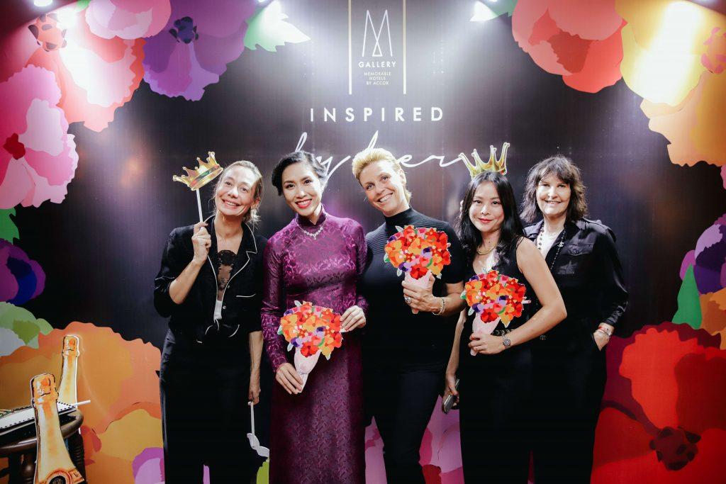 ra mắt chương trình Inspired by Her của thương hiệu MGallery 4