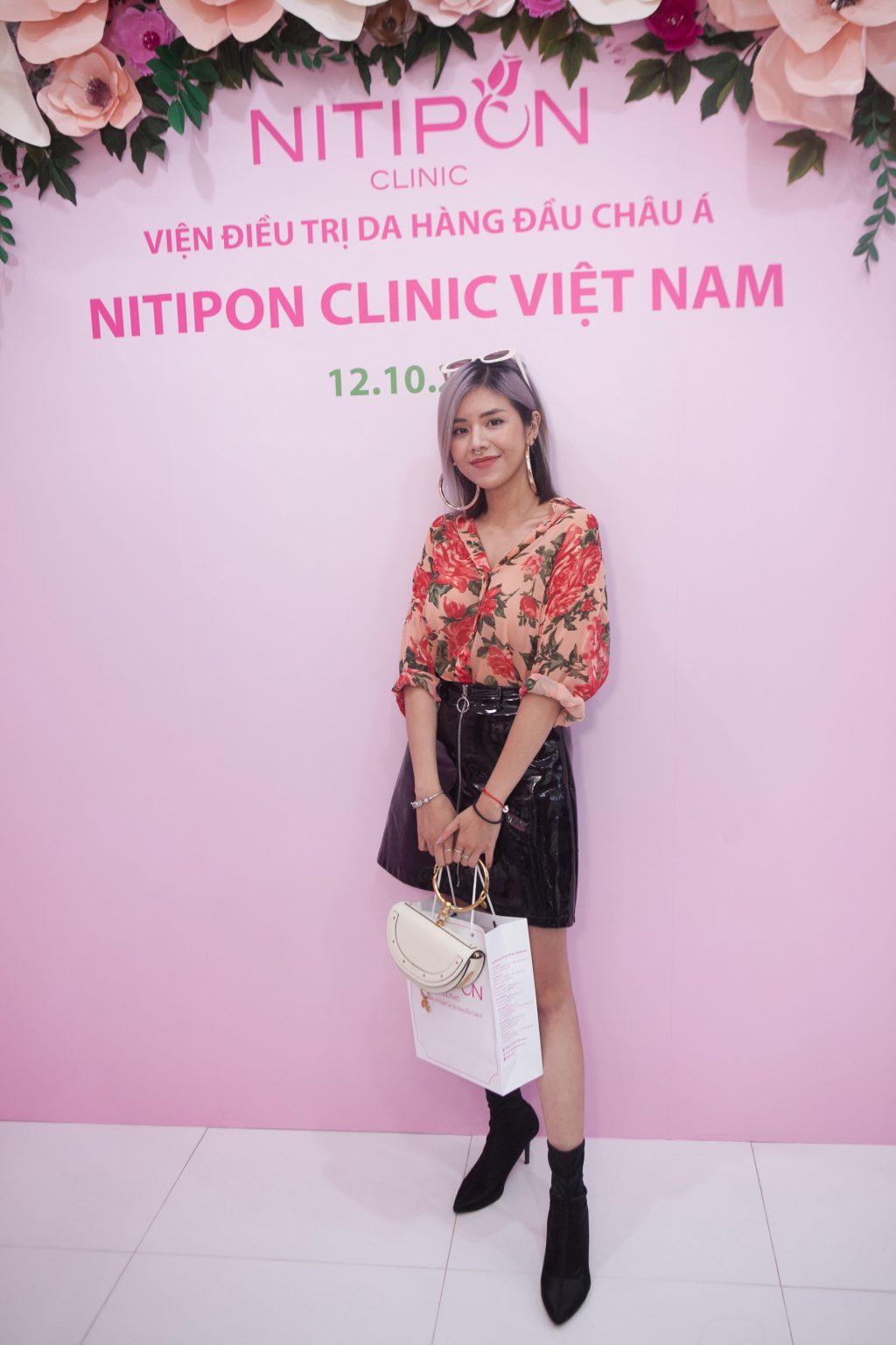 Nitipon Clinic - Viện điều trị da hàng đầu châu Á 6