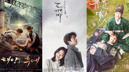 Top 15 nhạc phim Hàn năm ấy chúng ta cùng nhau