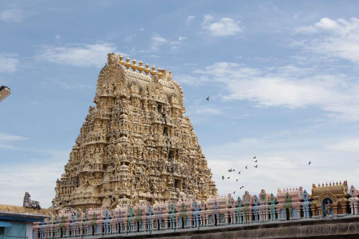 du lịch kanchipuram 1