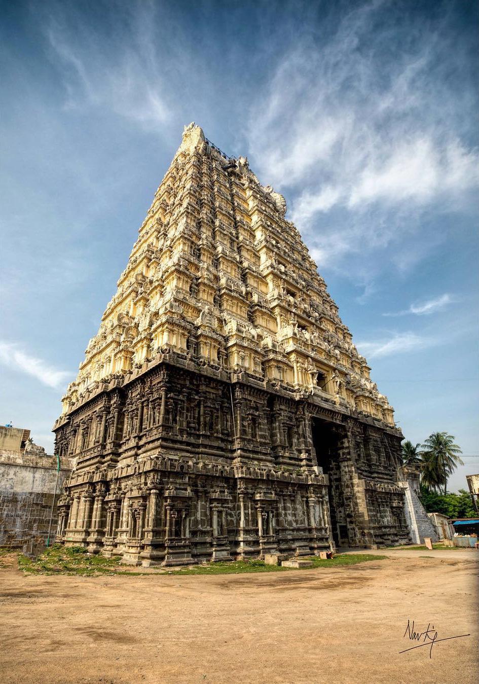 du lịch kanchipuram 2