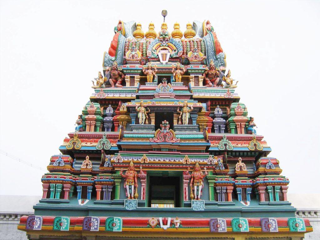 du lịch kanchipuram 7