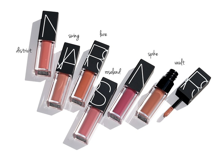bo son NARSissist Wanted Velvet Lip Glide Set 04