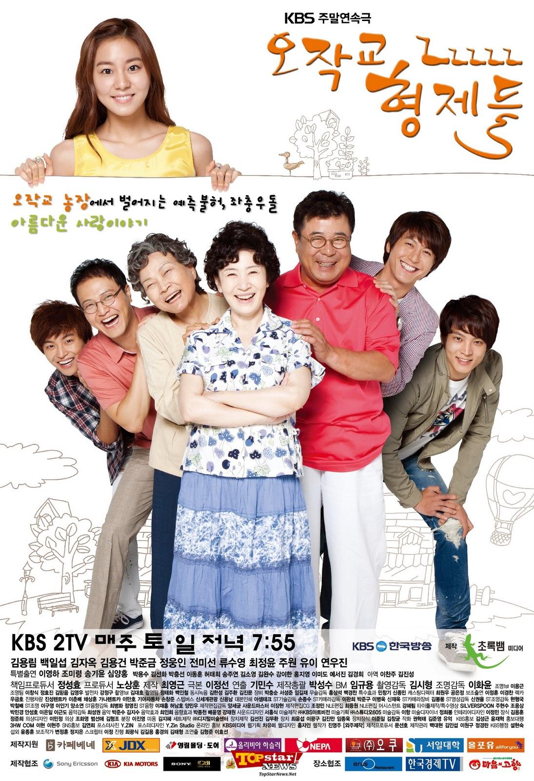 phim hàn quốc đề tài gia đình 11