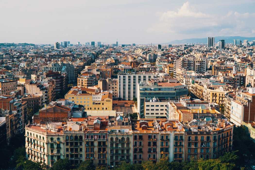 thành phố barcelona 1
