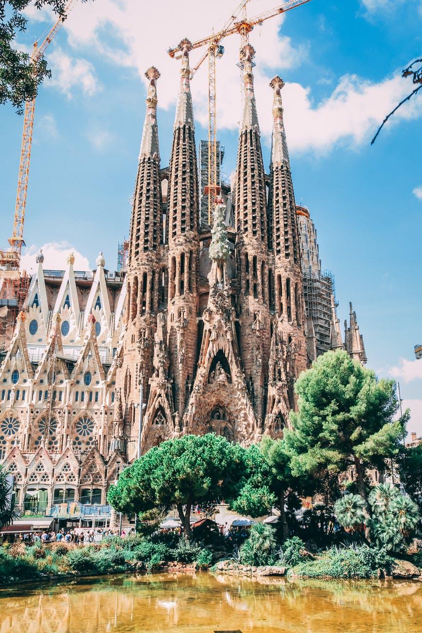 thành phố Barcelona 4