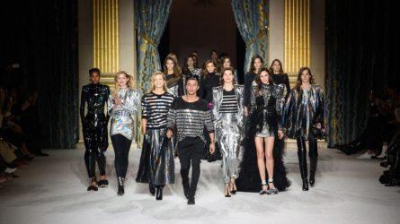 Điểm tin thời trang: Triển lãm lớn nhất ở Anh về Christian Dior, Balmain tái ra mắt BST couture