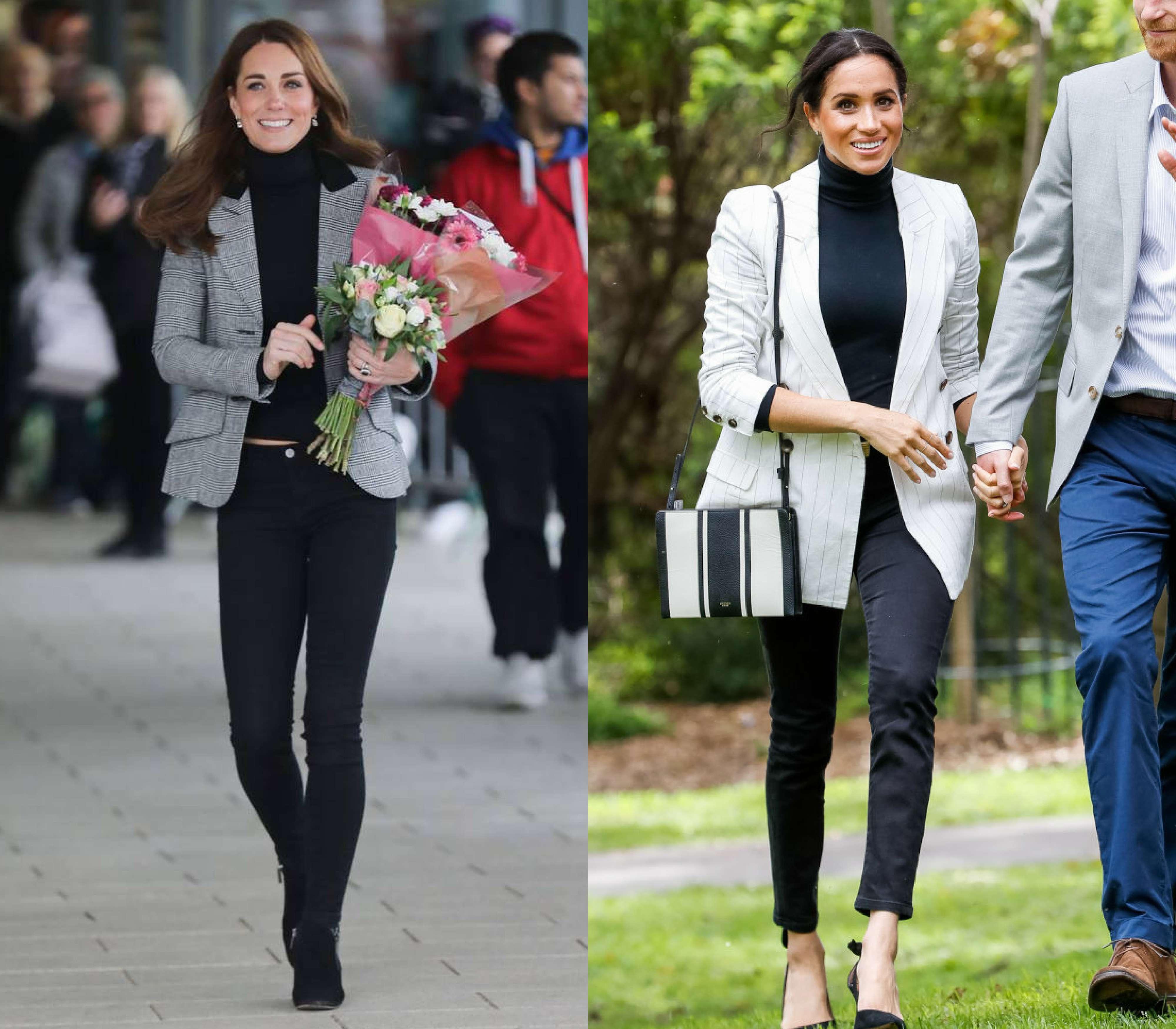 phong cách thời trang của hai thế hệ công nương hoàng gia Anh 10
