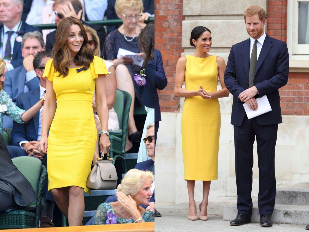 phong cách thời trang của hai thế hệ công nương hoàng gia Anh