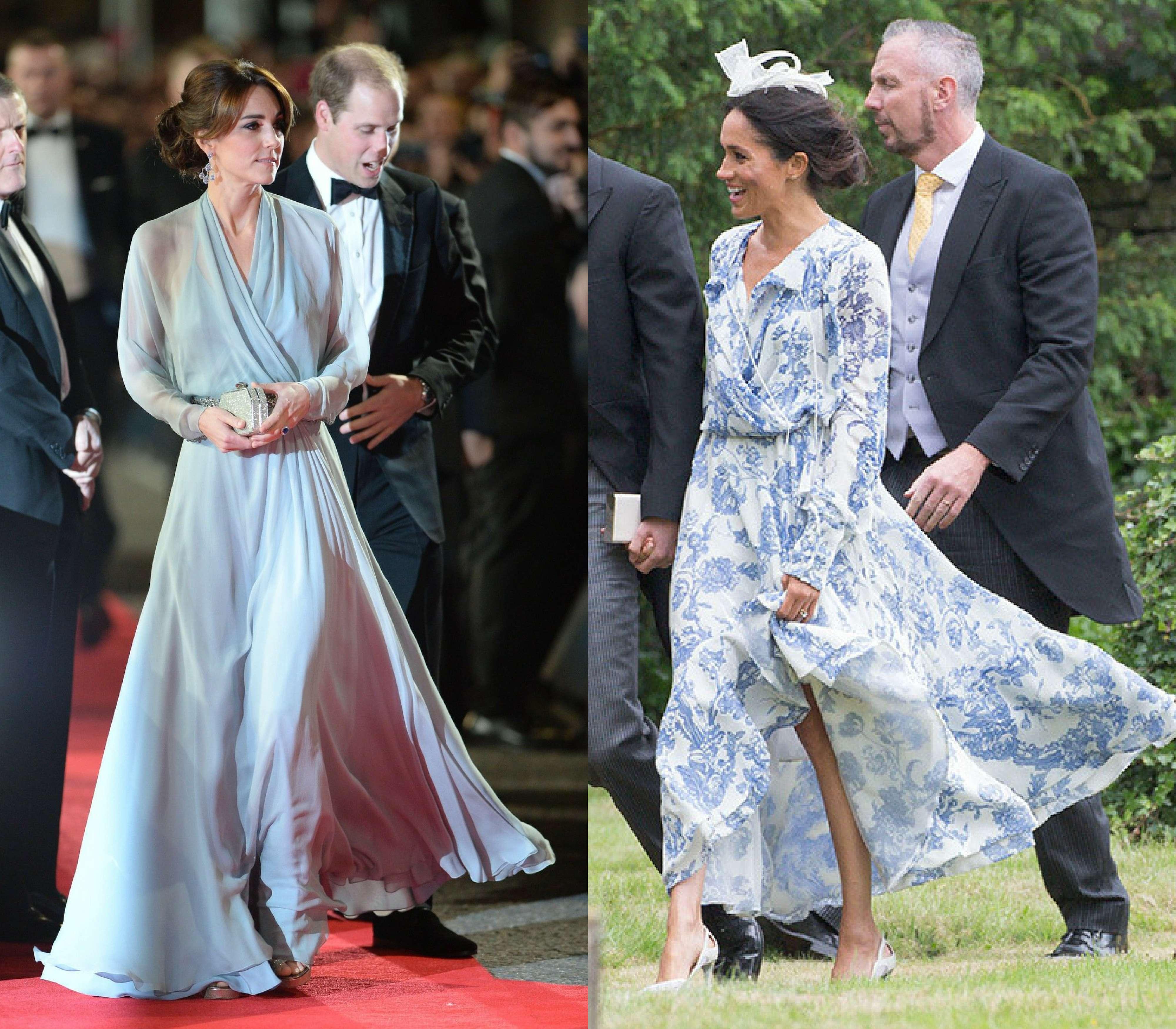 phong cách thời trang của hai thế hệ công nương hoàng gia Anh 12