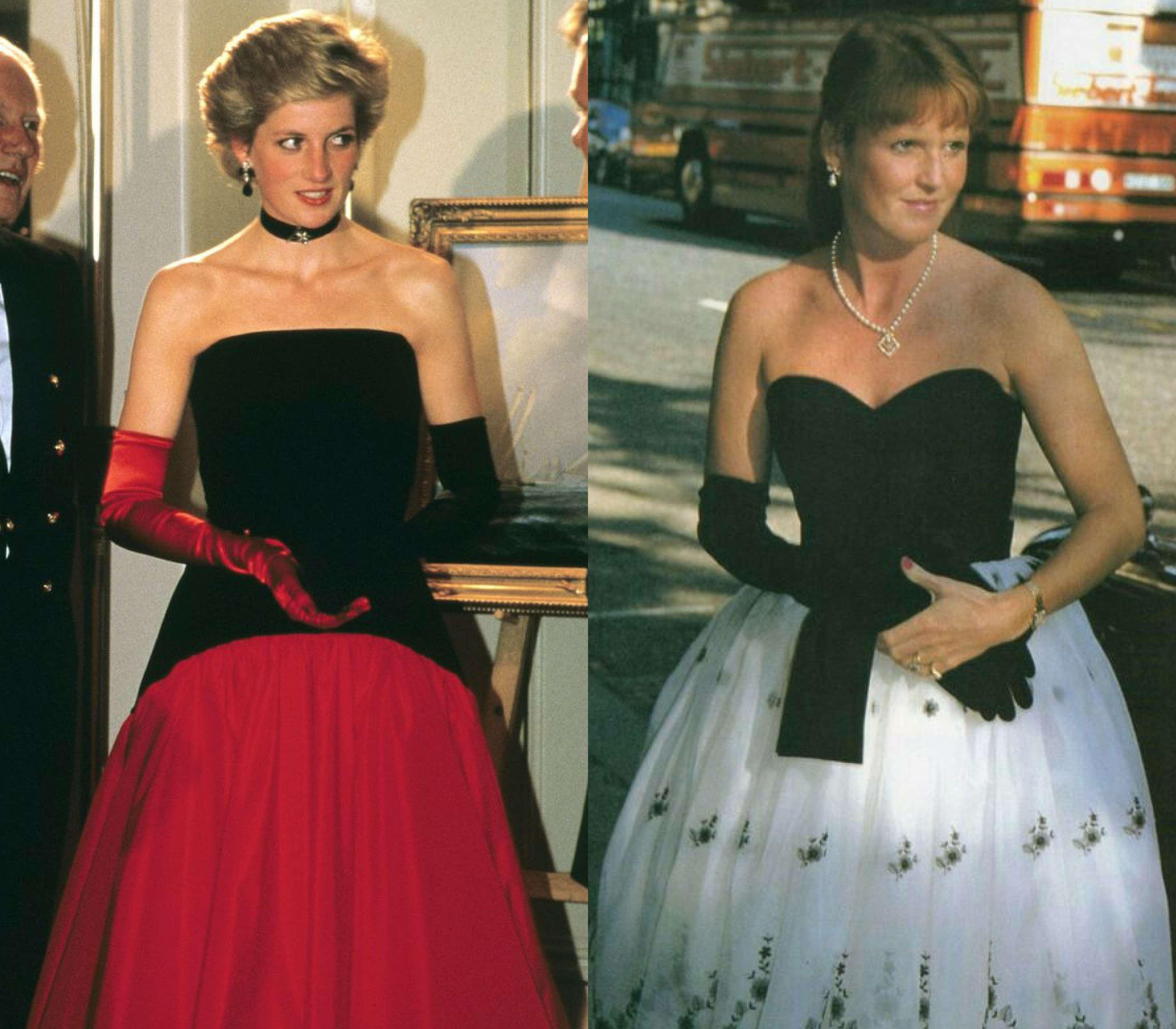 phong cách thời trang của hai thế hệ công nương hoàng gia Anh 18