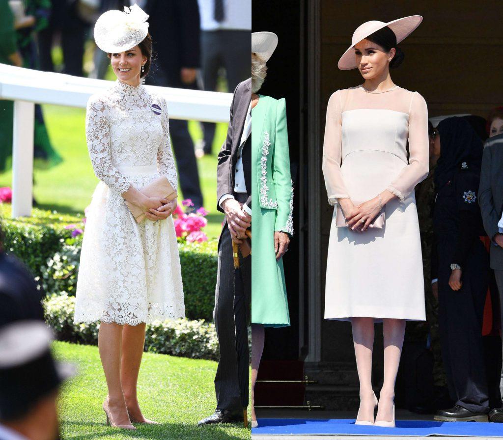 phong cách thời trang của hai thế hệ công nương hoàng gia Anh 2