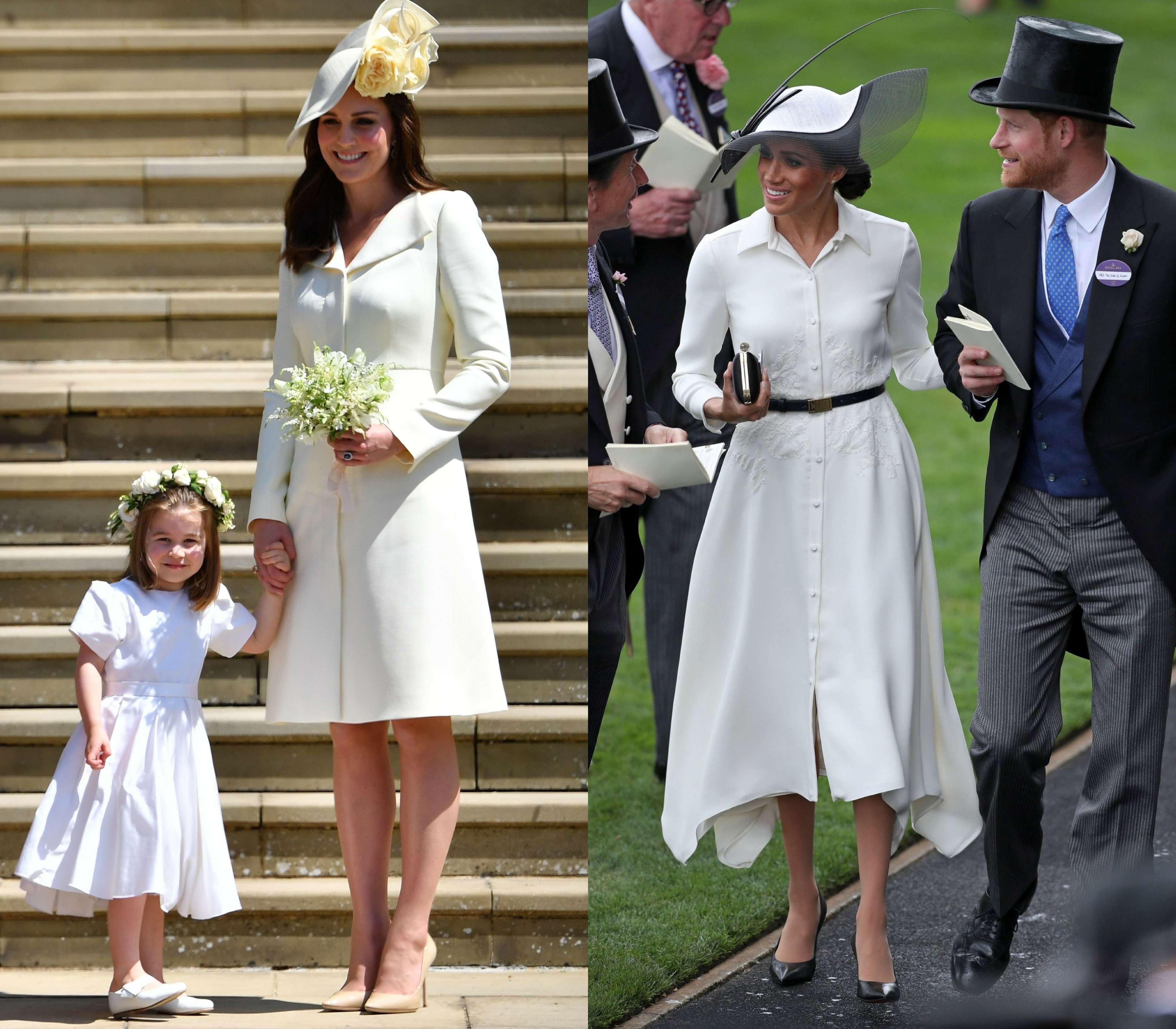phong cách thời trang của hai thế hệ công nương hoàng gia Anh 3