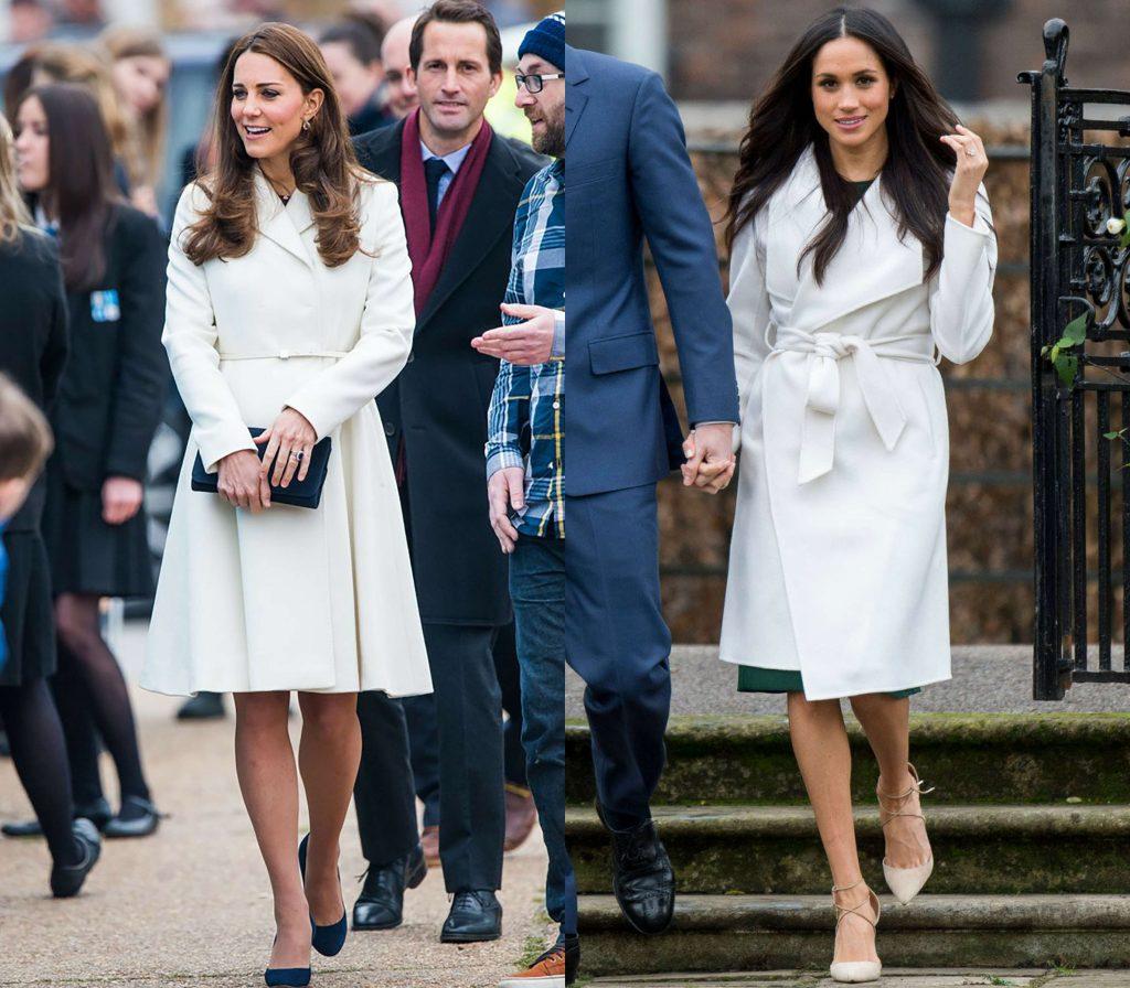 phong cách thời trang của hai thế hệ công nương hoàng gia Anh 4