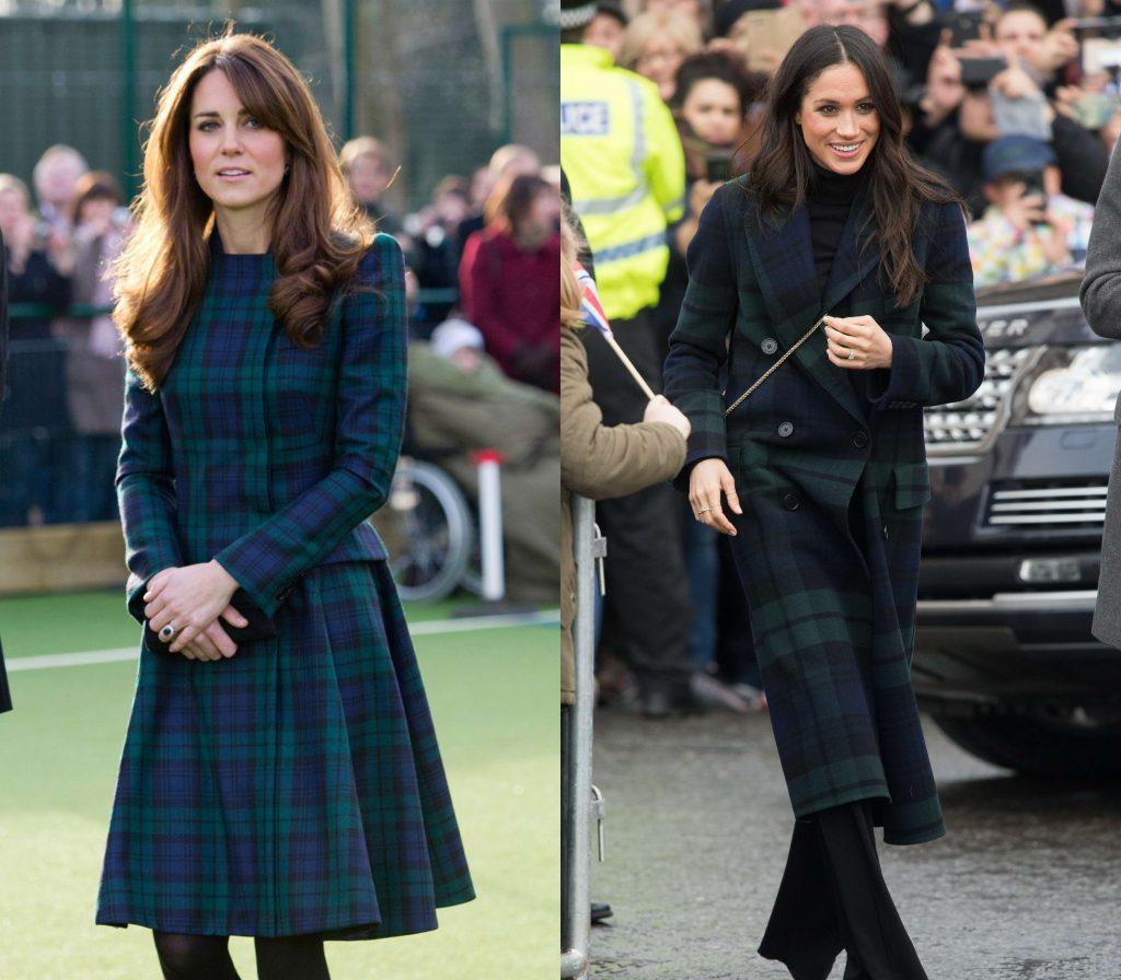 phong cách thời trang của hai thế hệ công nương hoàng gia Anh 5