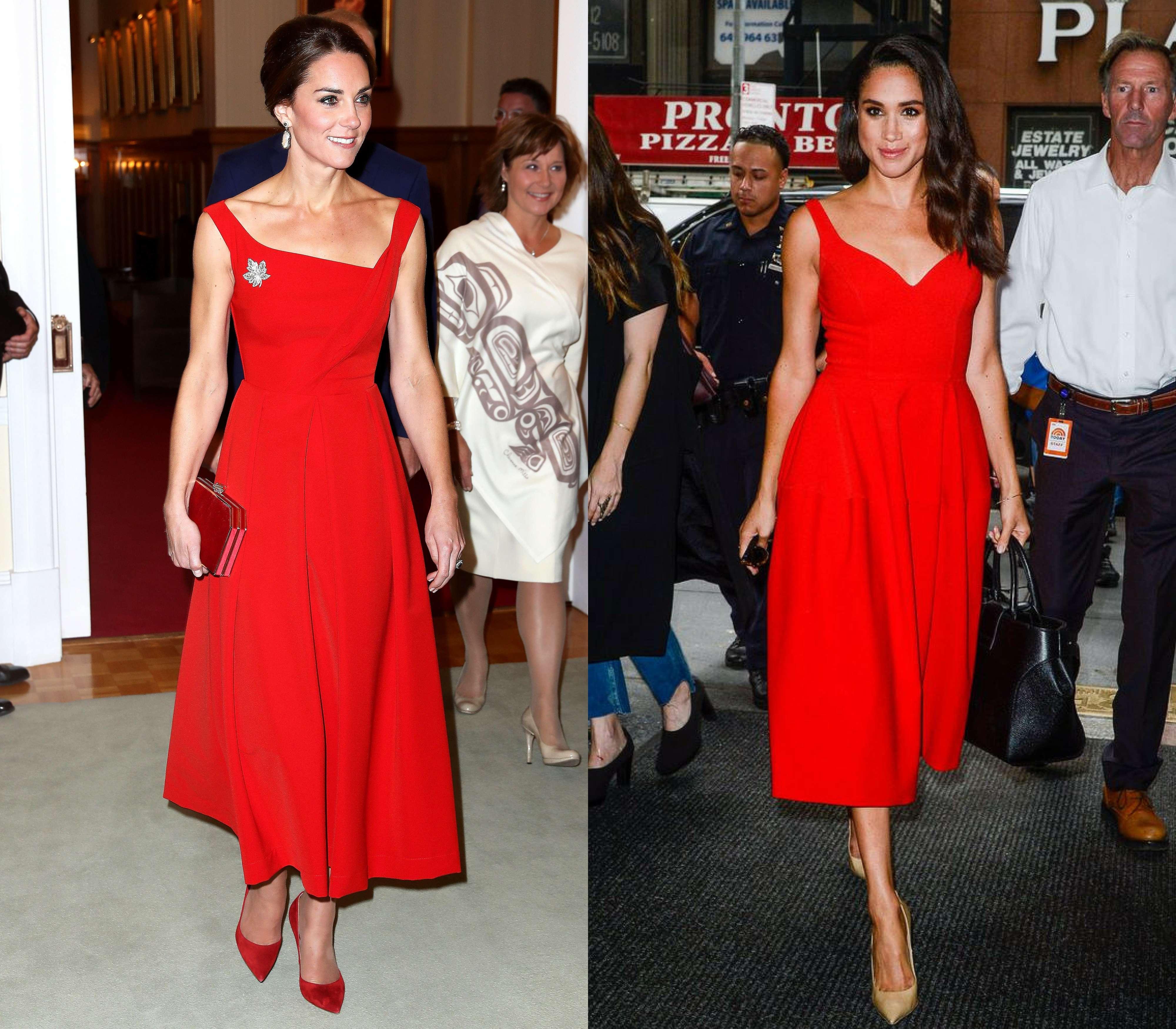 phong cách thời trang của hai thế hệ công nương hoàng gia Anh 7