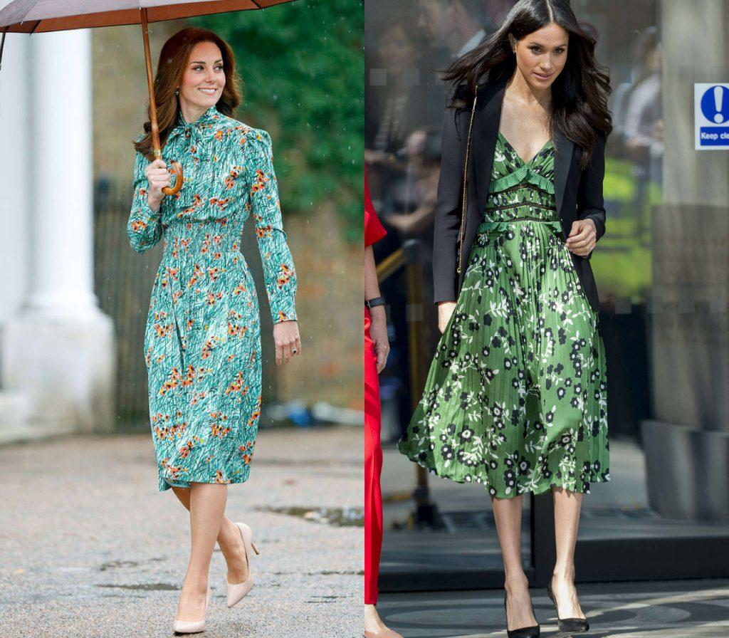phong cách thời trang của hai thế hệ công nương hoàng gia Anh 8