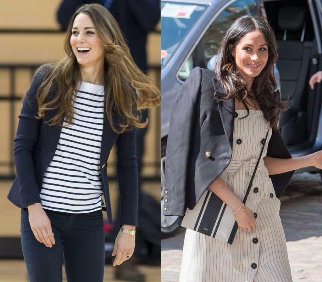 phong cách thời trang của hai thế hệ công nương hoàng gia Anh 9