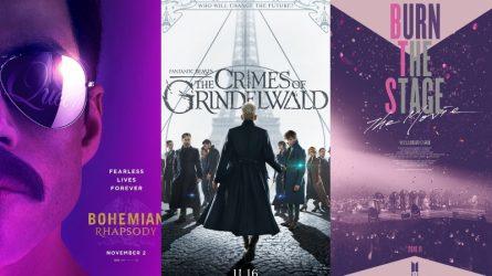 Giới thiệu phim chiếu rạp tháng 11/2018