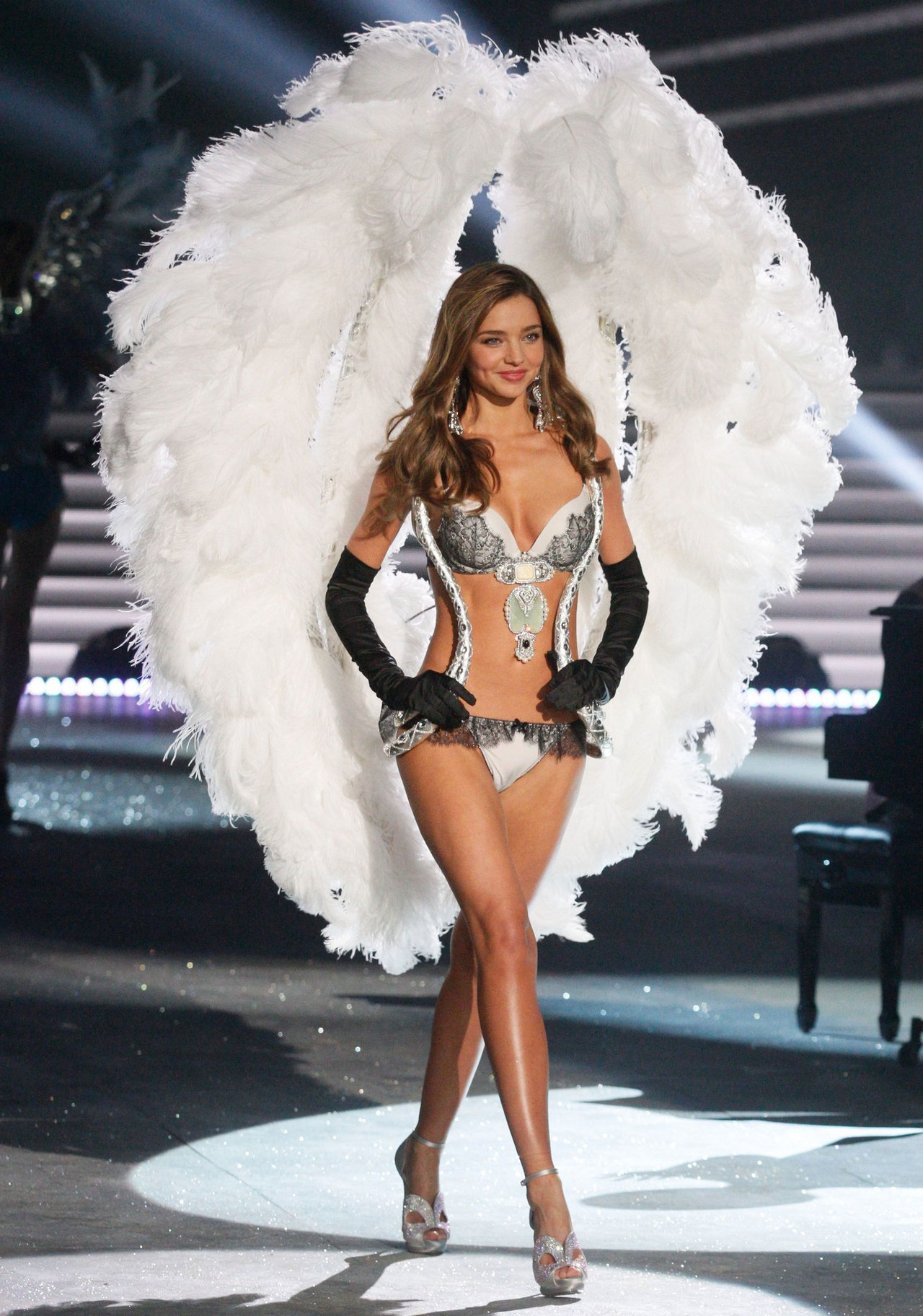 elle việt nam thiên thần Victoria's Secret 8