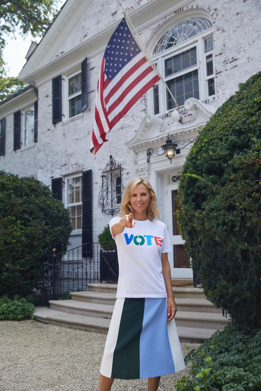 bầu cử trong thời trang 05