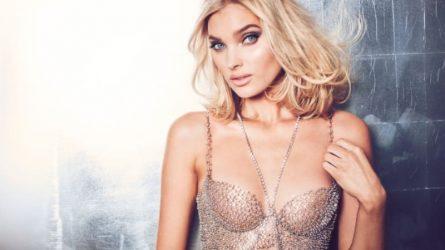 Elsa Hosk sẽ trình diễn bộ Victoria's Secret Fantasy Bra 2018 trị giá 1 triệu đô la Mỹ