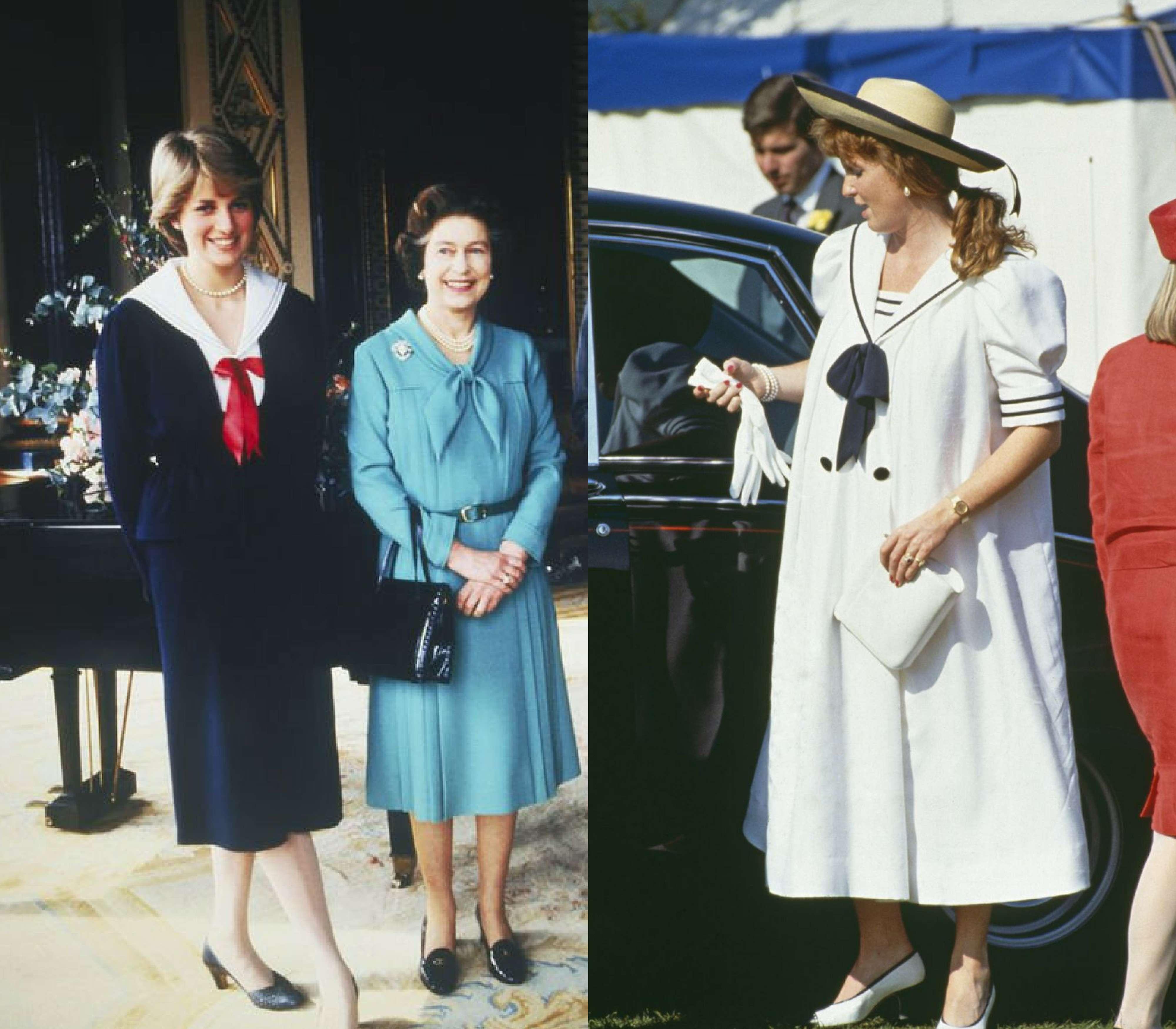 phong cách thời trang của hai thế hệ công nương hoàng gia Anh15