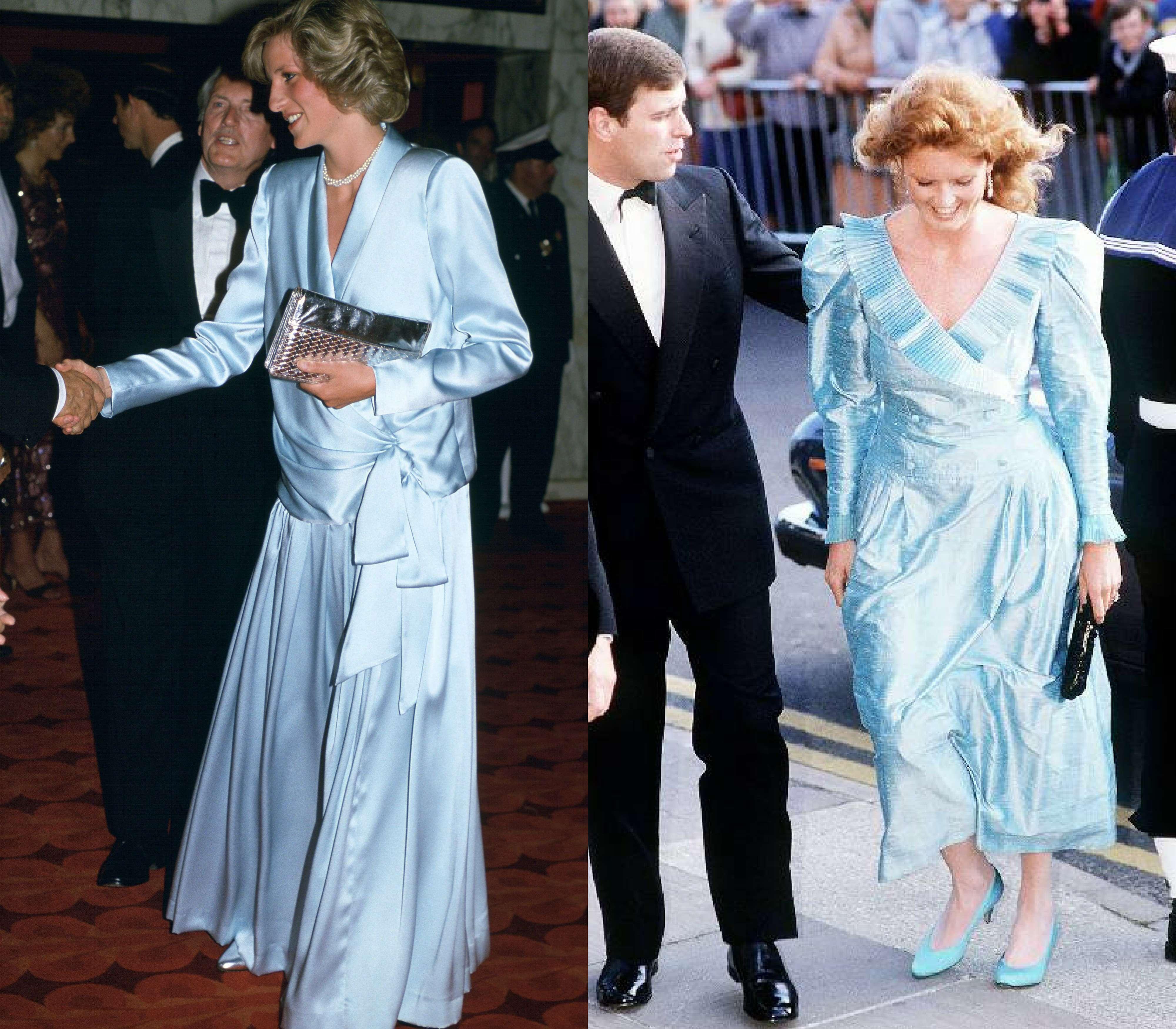 phong cách thời trang của hai thế hệ công nương hoàng gia Anh 19