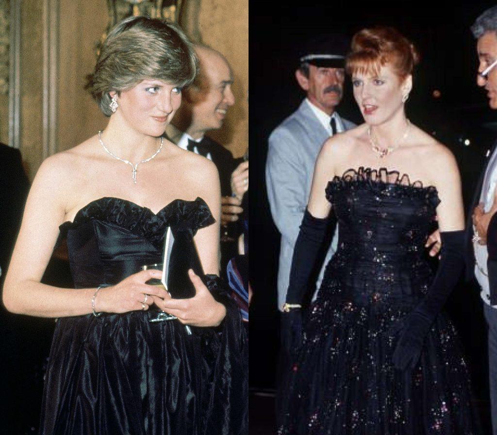 phong cách thời trang của hai thế hệ công nương hoàng gia Anh 20