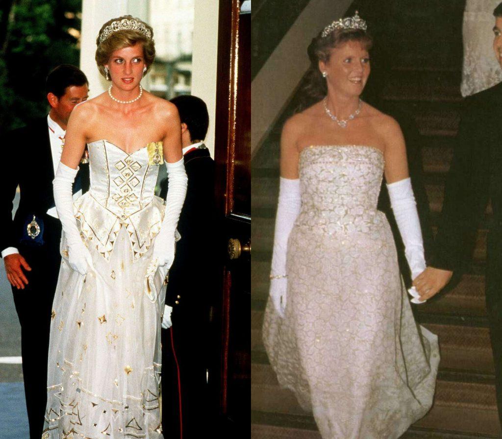 phong cách thời trang của hai thế hệ công nương hoàng gia Anh 21