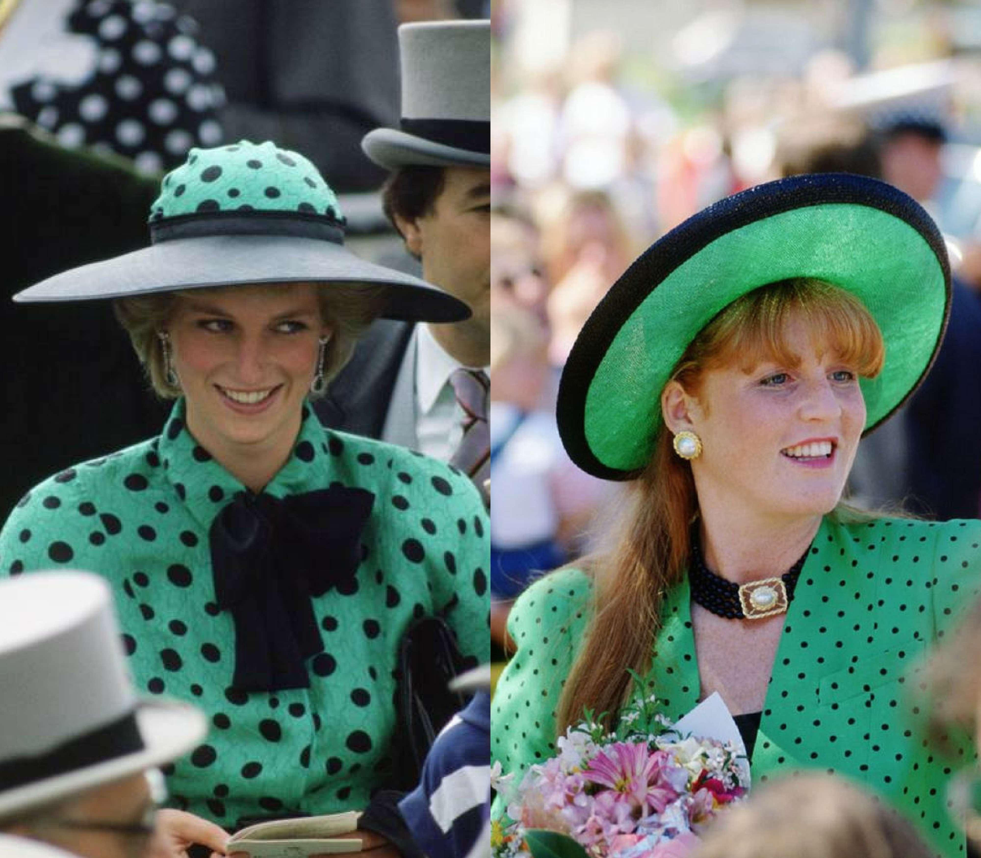 phong cách thời trang của hai thế hệ công nương hoàng gia Anh 22