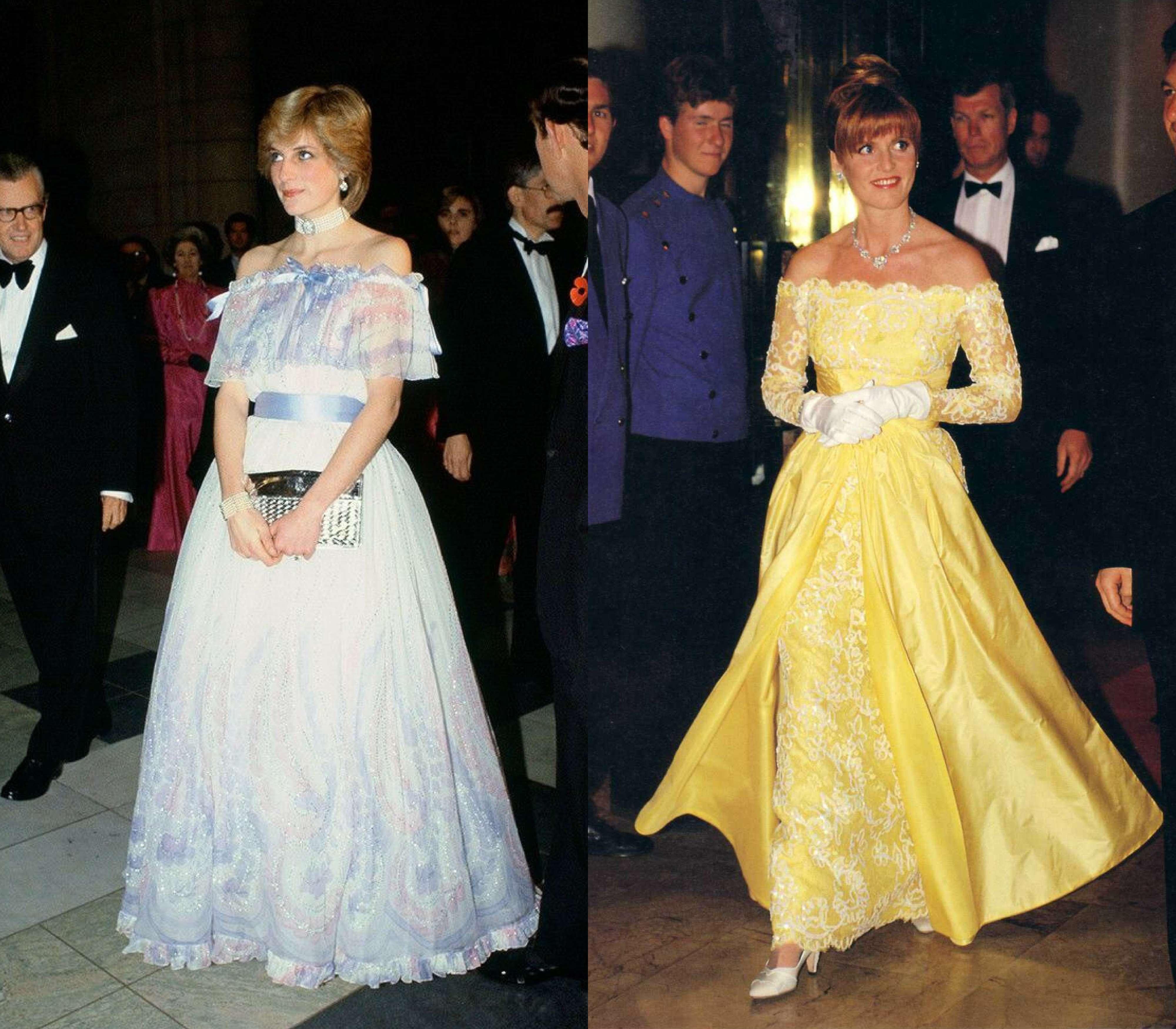 phong cách thời trang của hai công nương hoàng gia Anh 23